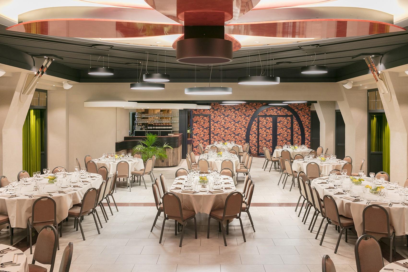 Gasthof Palace Feestzaal Gastronomie Restaurant Tearoom Kluisberg | Salles des fêtes Mont de l'Enclus